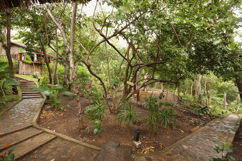 view of San Simian Eco Lodge property
