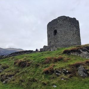 Wales - Dolbadarn