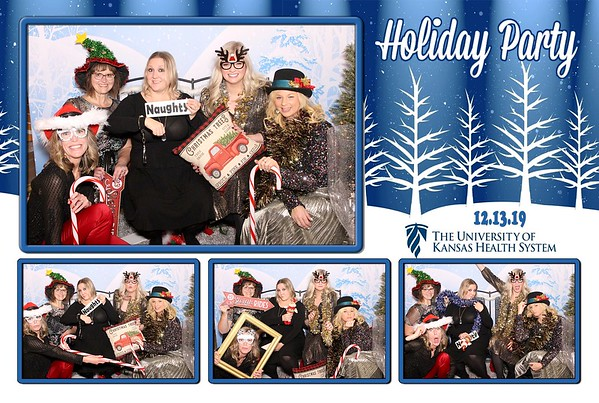 KU Health Holiday Party