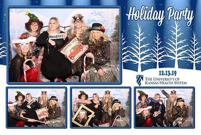KU Health Holiday Party