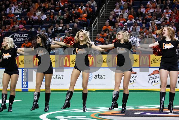 Buffalo Bandits Defeat Boston Blazers 12-10
