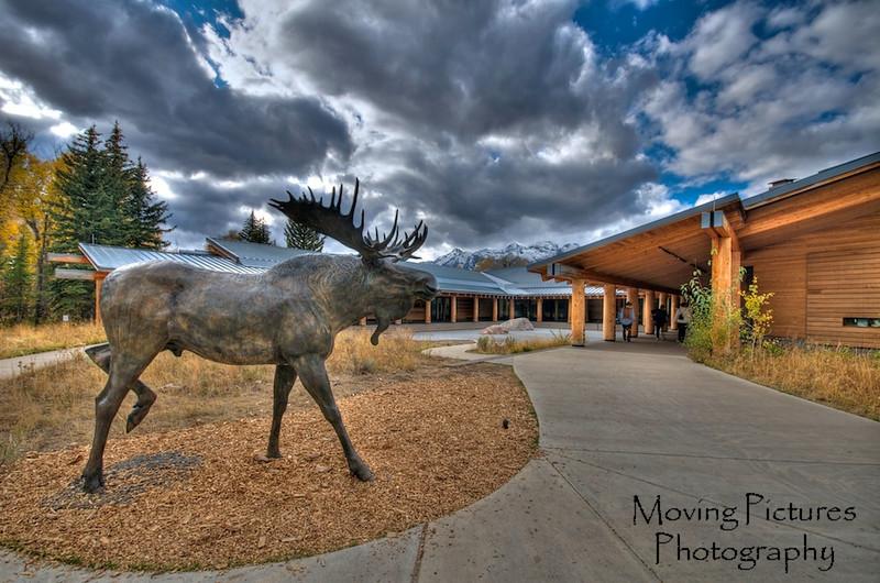 Grand Tetons NP - Craig Thomas Visitor Center