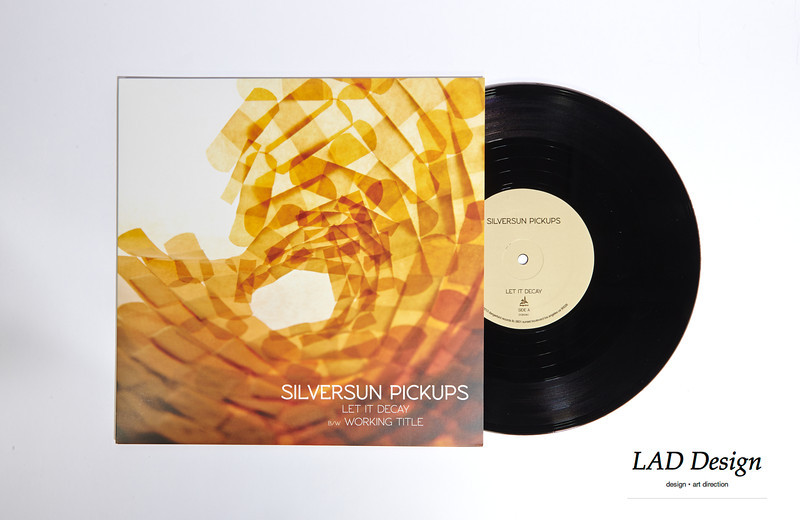 LAD Design - Silversun Pickups