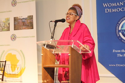 ANNUAL RECEPTION OF THE WOMEN AMBASSADORS CONFERENCE