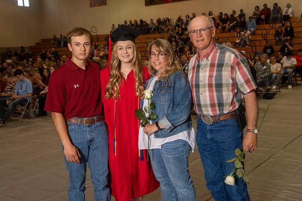 Jamilee's Hoehne Graduation 2021