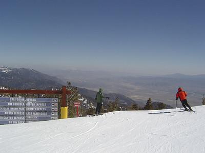 2009 - April Lake Tahoe