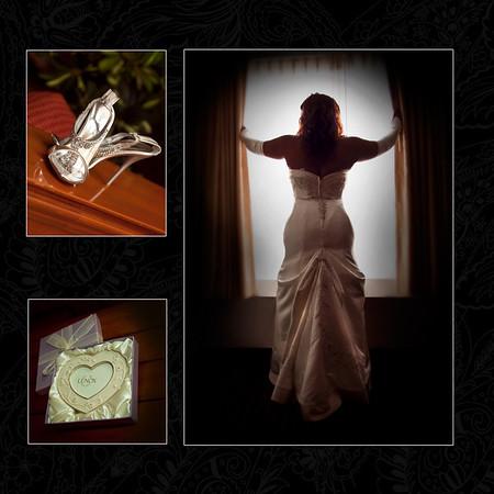 Frans wedding book