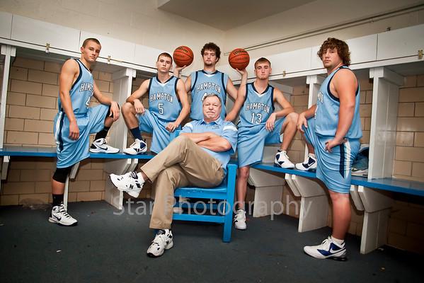 Hampton Basketball Tab Cover 11-16-10