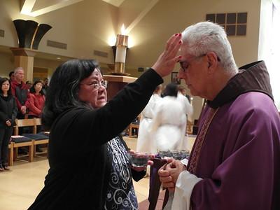 03-06-19 Ash Wednesday 5:30 pm mass