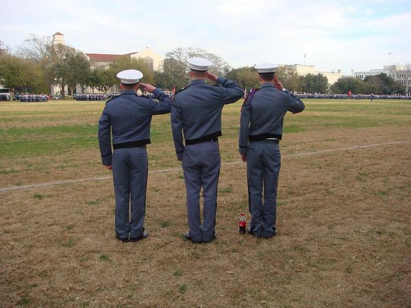 Cadets visit the Citadel