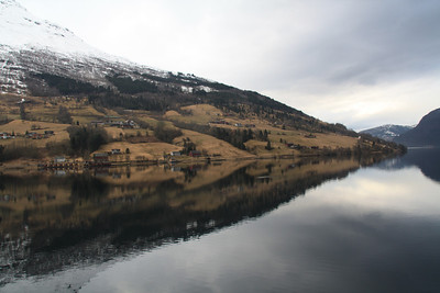 Scandinavia: Olden, Norway 2009-04-02