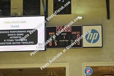 Collegiate Teams - Buckeye Twirl vs