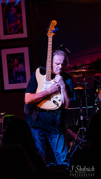 Walter Trout at Funky Biscuit  2.23.19