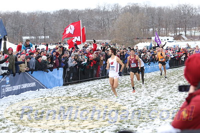 Finish Men - 2018 NCAA D1 XC Championships