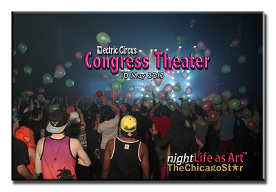 10 may 2013 Congress theater