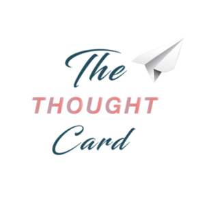 The Thought Card Podcast Logo