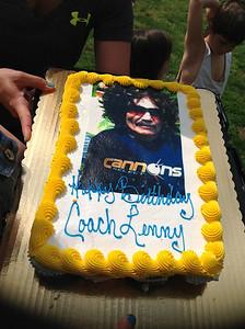 2013 Coach Lenny's Birthday