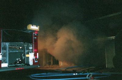 2763 W. Long Drive Fire