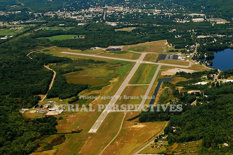 Dillant-Hopkins Airport (KEEN) - Keene, New Hampshire