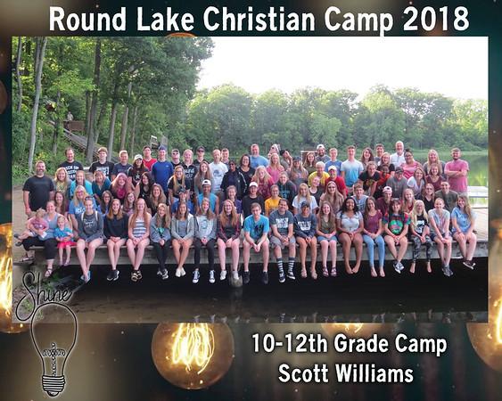 10-12th Grade Camp