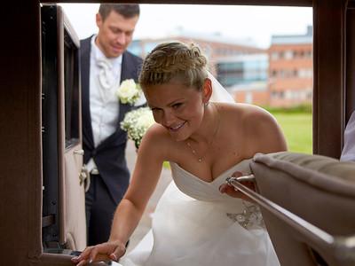 Kristoffer Holm bryllup