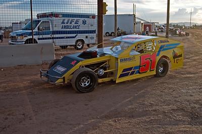 El Paso Speedway Park - August, 2006