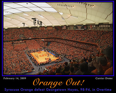Orange Out!