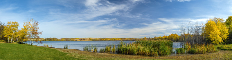 Fall On Lake Clemente