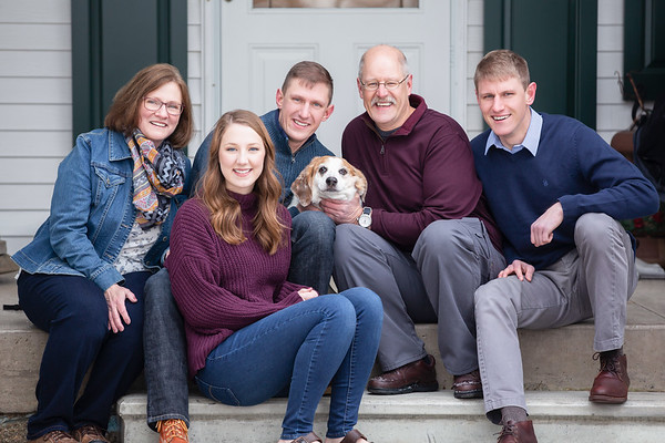 2018-12-22 Family Photo Diane Knothe