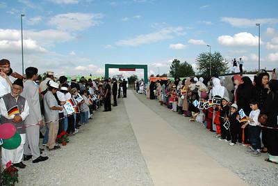 Bait-ul-Aleem Mosque Würzubrg Germany Opening