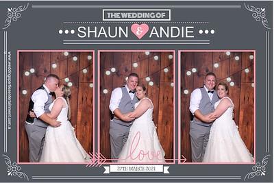 Andie & Shaun's Wedding
