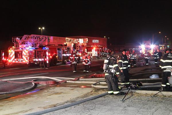 Wheaton ox alarm fire, 12-19-2020