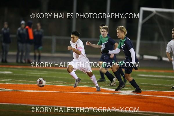 2019 Soccer Season--High School Boys