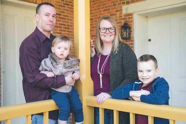 Vajda Family