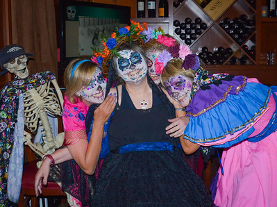 Emily Day of the Dead Celebration