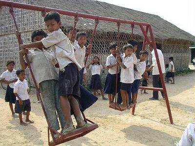 Cambodia School Project 2007