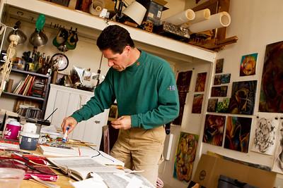 Jonathan, Artist