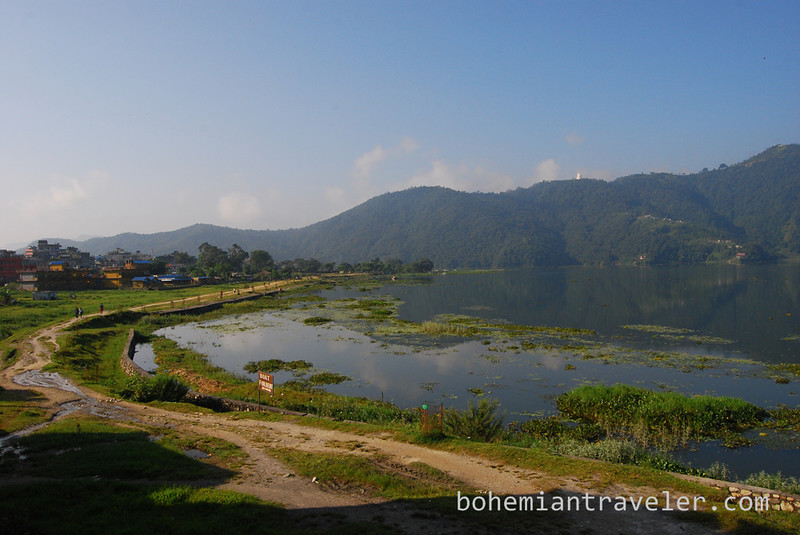 trail along the shore of Phewa Tal in Pokhara.jpg