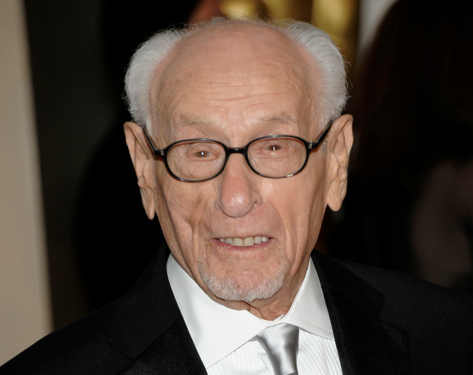 . Actor Eli Wallach arrives at the Academy of Motion Picture Arts and Sciences 2nd Annual Governors Awards in Los Angeles on Saturday, Nov. 13, 2010. Wallach died on Monday, June 23, 2014 of natural causes. He was 98. http://bit.ly/1qjKyfY (AP Photo/Dan Steinberg)
