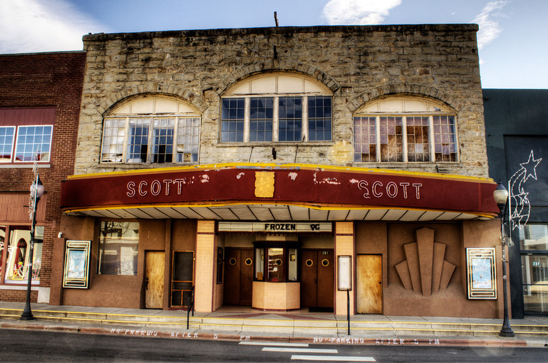 Scott Theater - Waldron, AR