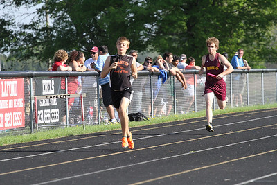 2013 MHSAA Highland Conference Boys 3200 Meter Relay