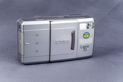 Konica Lexio 70, 2000