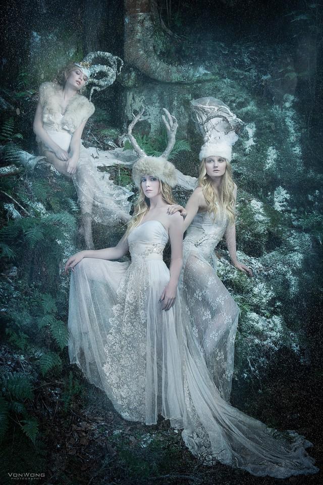 Queens of winter
