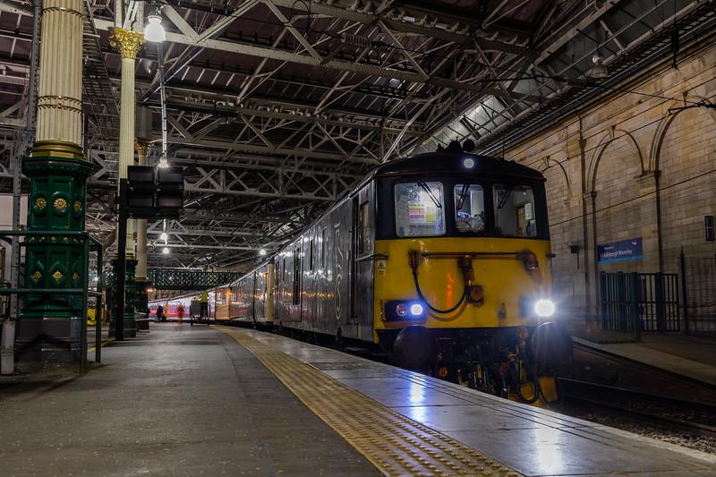 CS Class 73971, Highlander Sleeper
