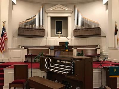 Clarksville Baptist, Clarksville