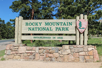 2016-06-04 | Rocky Mountain National Park | Colorado | Road Trip