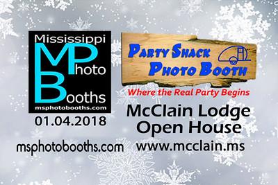 2018-01-05 McClain Lodge Open House