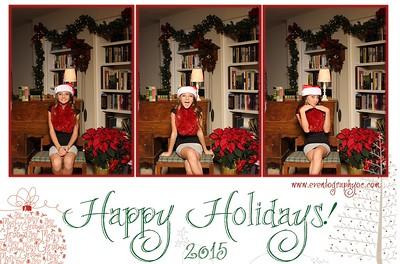 Pingree Holiday Party 2015