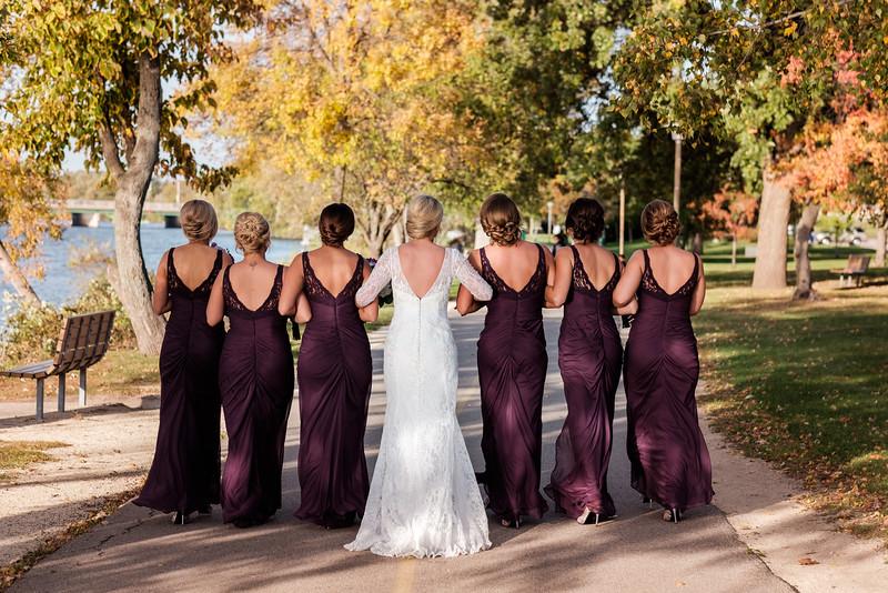 Wedding Party Photos