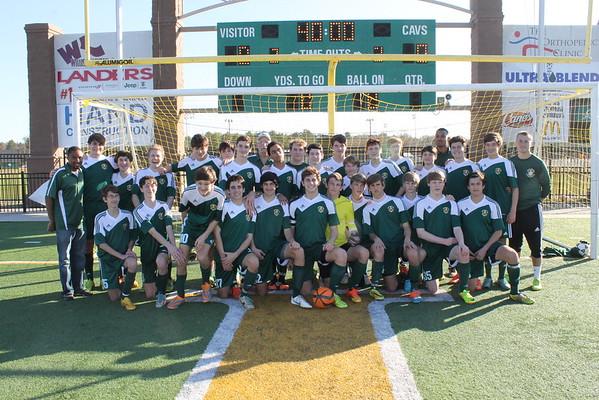 Boys Soccer (Evangel)